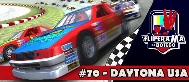 Fliperama de Boteco #70 - Daytona USA