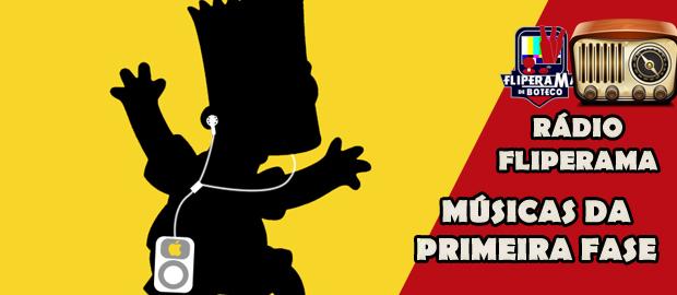 Rádio Fliperama #13 – Músicas da Primeira Fase
