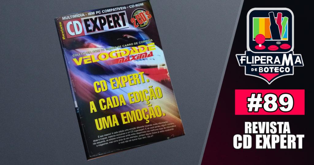 Fliperama de Boteco #89 – Revista CD Expert