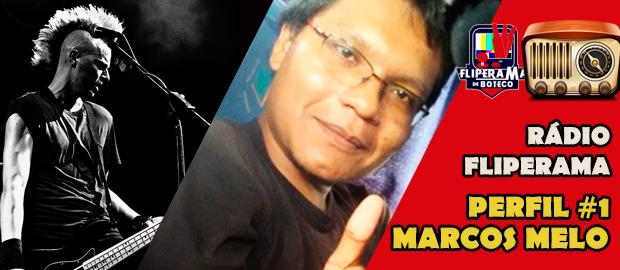Rádio Fliperama 21 - Perfil #1 Marcos Melo