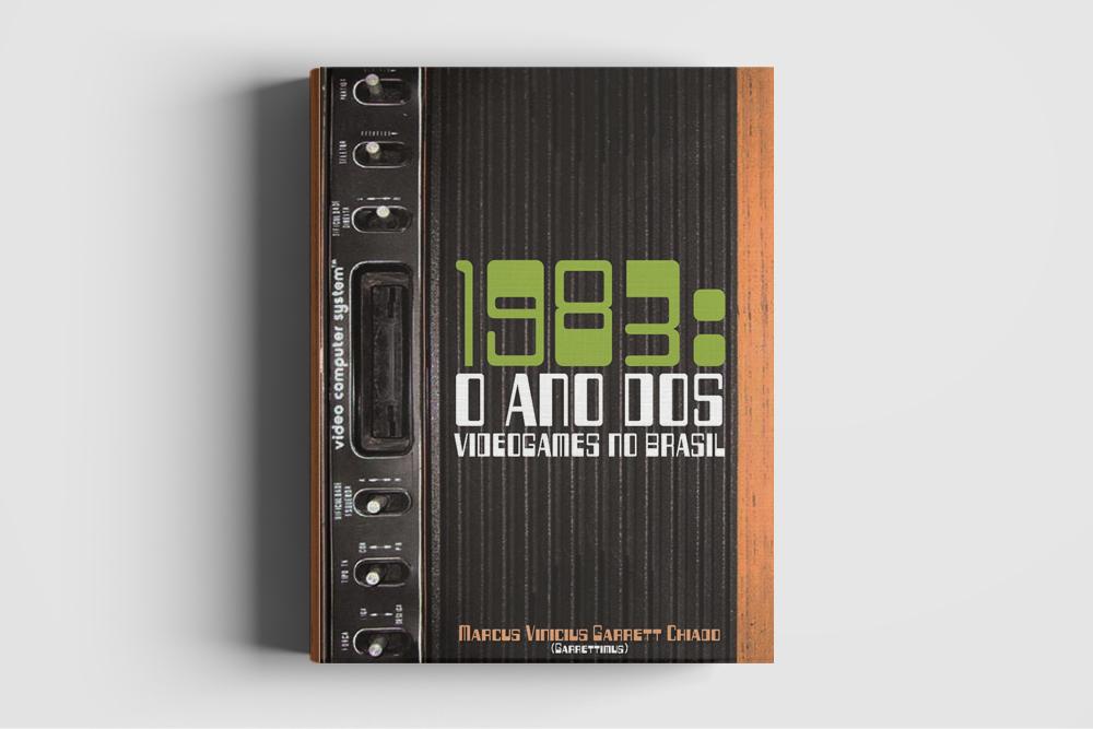 Livro 1983: O ano dos videogames no Brasil