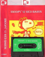 Snoopy and Red Baron - K7