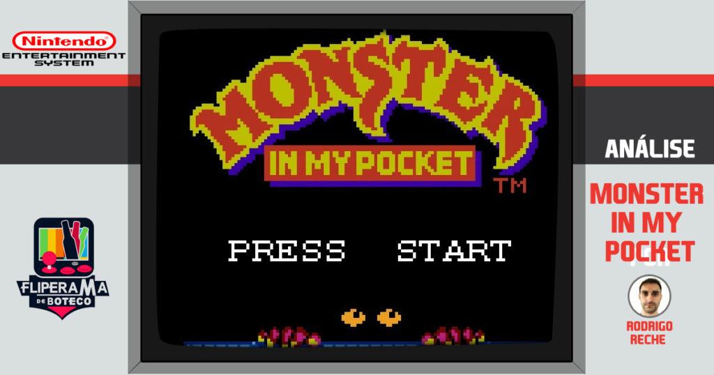 Monster in my Pocket – NES