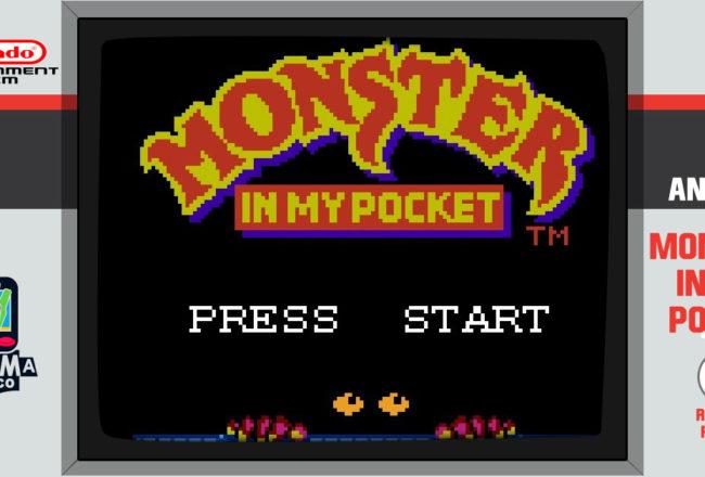 Monster In My Pocket - Nes