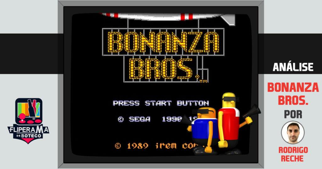 Bonanza Bros. – Arcade