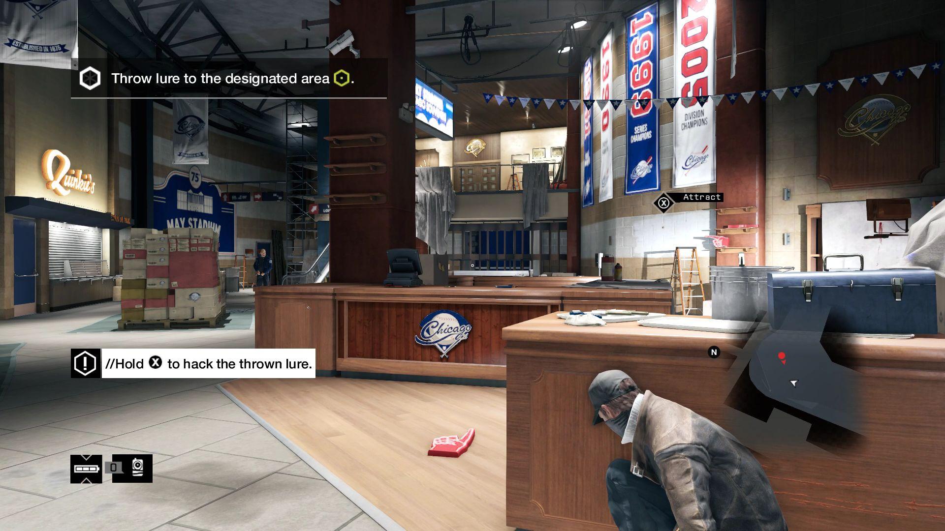 Watch Dogs rodando no GeForce Now no PC, serviço de Streaming de Jogos da Nvidia