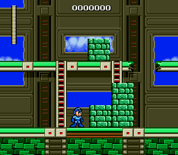 Wily Wars - Megaman 1 - Fase do cutman