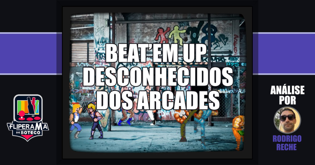 Beat'em Up Desconhecidos