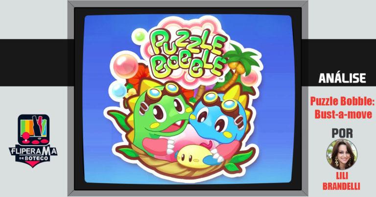 Análise Puzzle Bobble: Bust-a-move