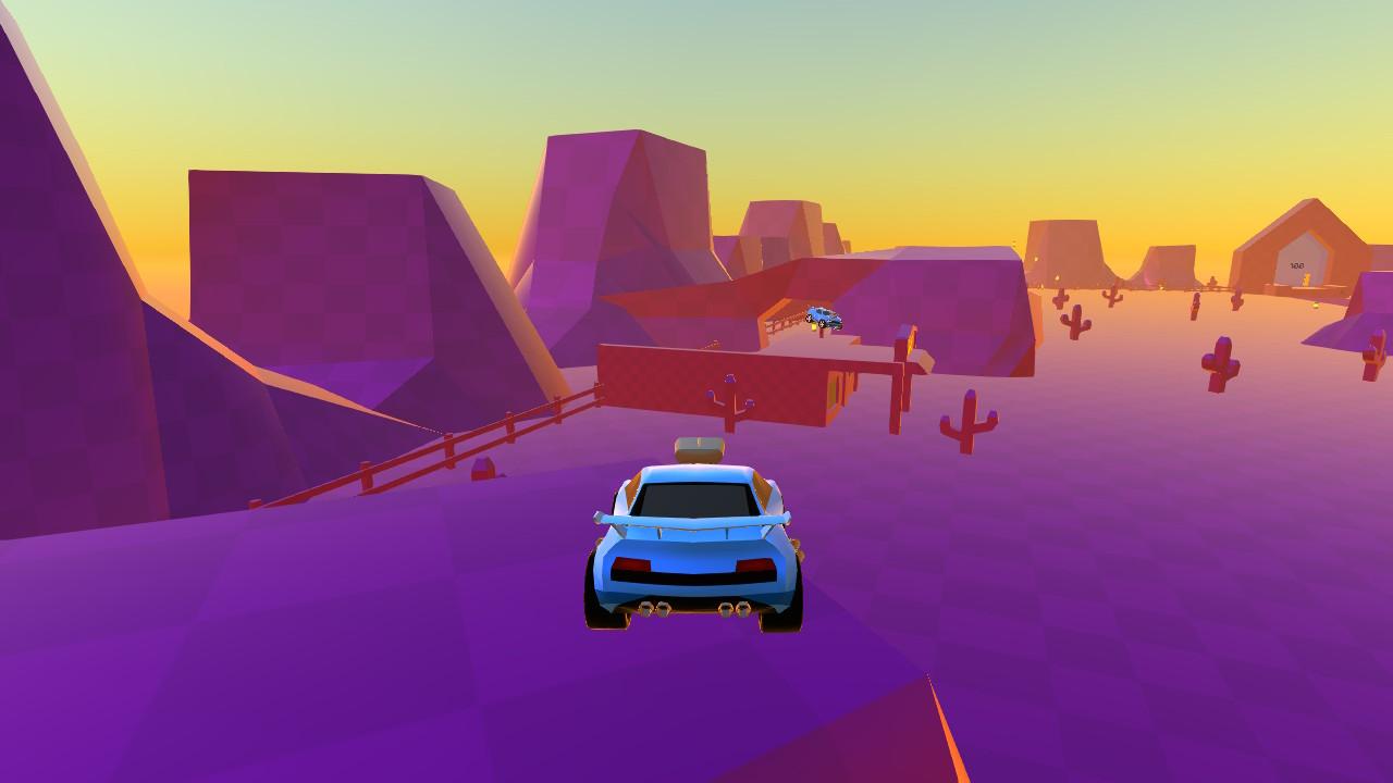 Car Quest - O jogo de plataforma de carrinho para o Nintedo Switch