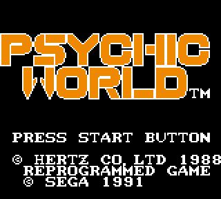 Análise - Conheça Psychic World - Uma pérola escondida nos 8-bits