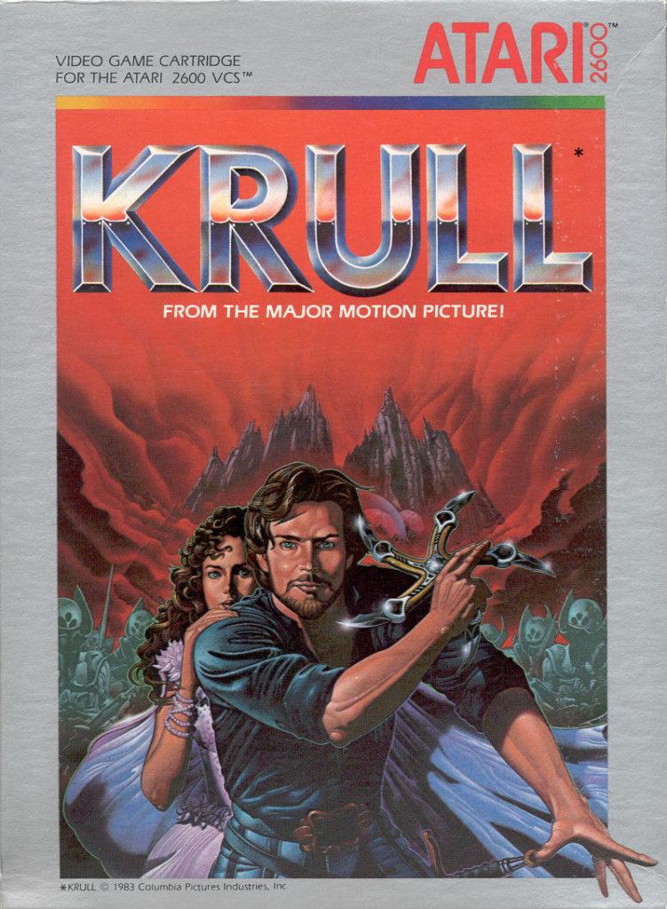 Análise Krull (Atari 2600)