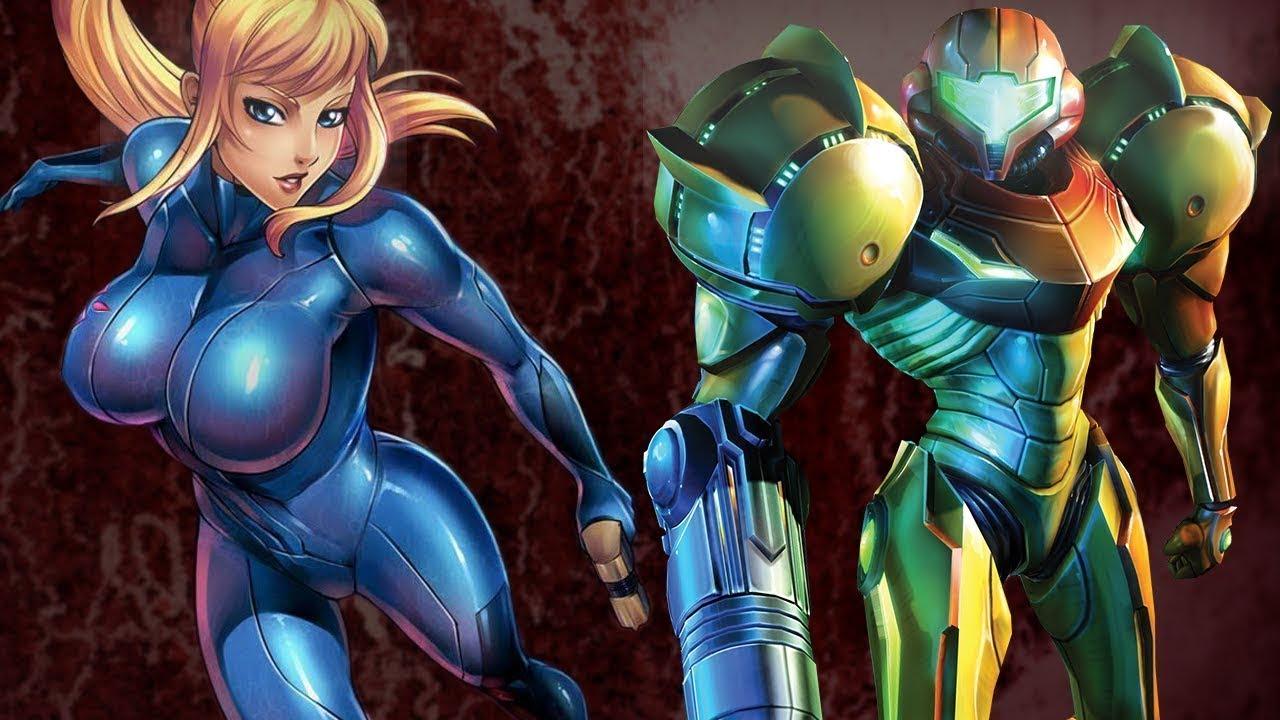 Mulheres Protagonistas nos Games - Samus Aran (Metroid )