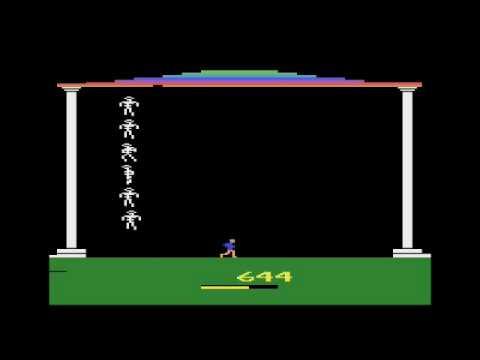 O Resgate do Cartucho do Jaspion - Será? No Escape - Atari 2600