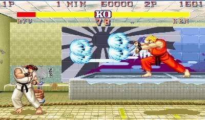 O Fenômeno chamado Street Fighter 2: O famigerado SF2 de Rodoviária