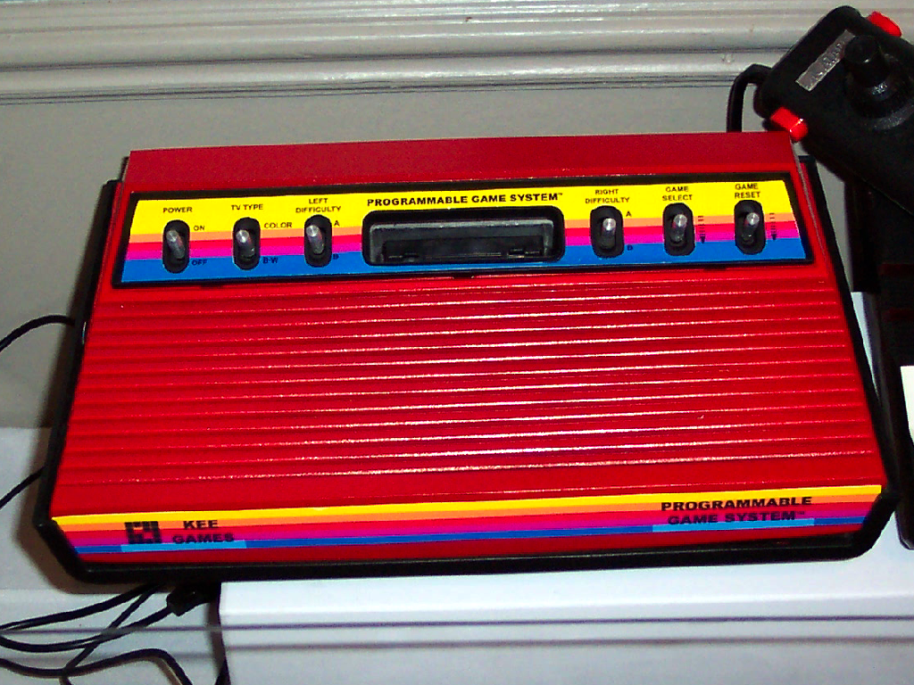 Kee Games Programmable Game System