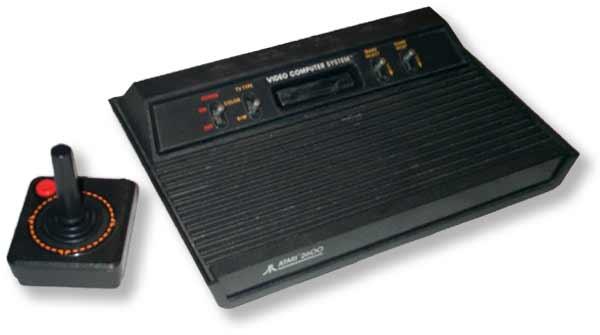 """Atari 2600 """"Darth Vader""""(1982)"""