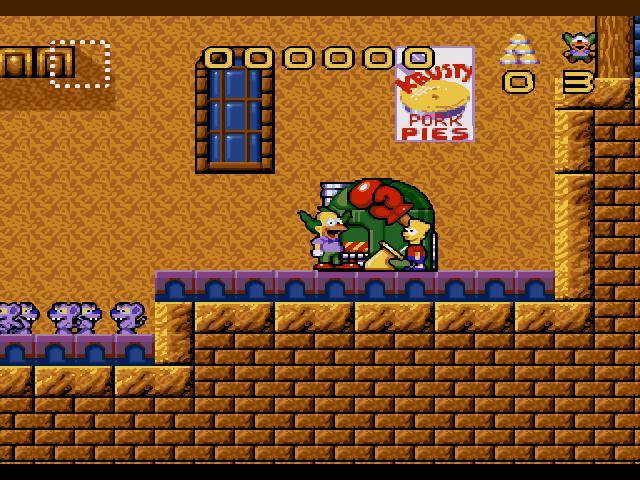Crônicas de Um Boteco: Finalmente o Super Nintendo - Krusty's Super Fun House