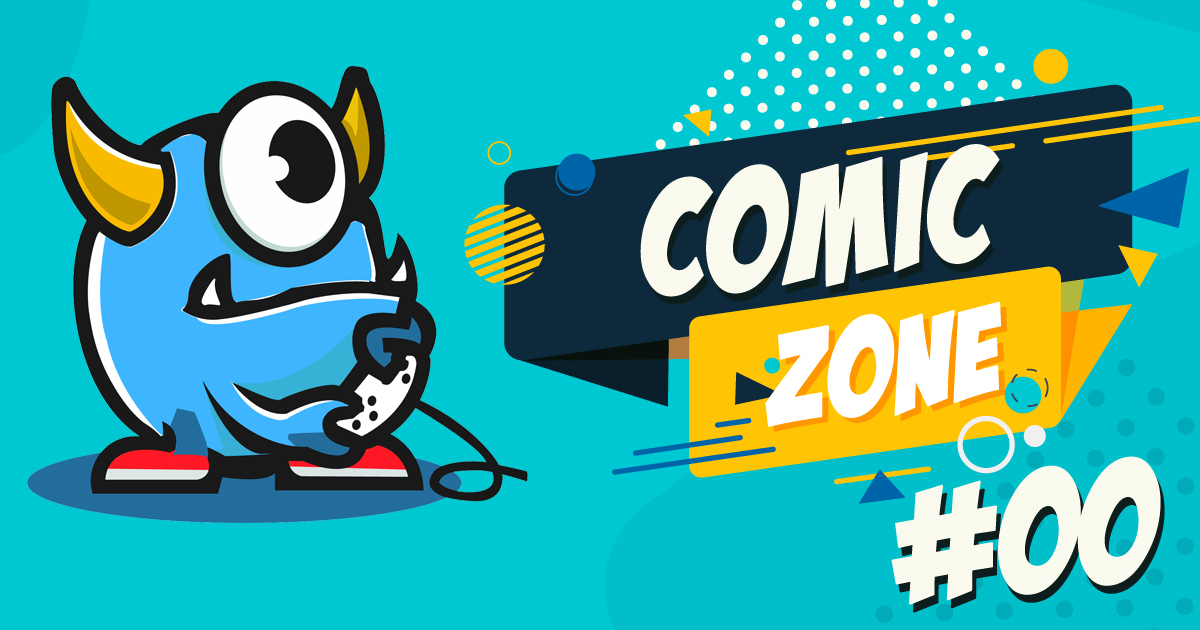 Comic Zone #00 - Piloto