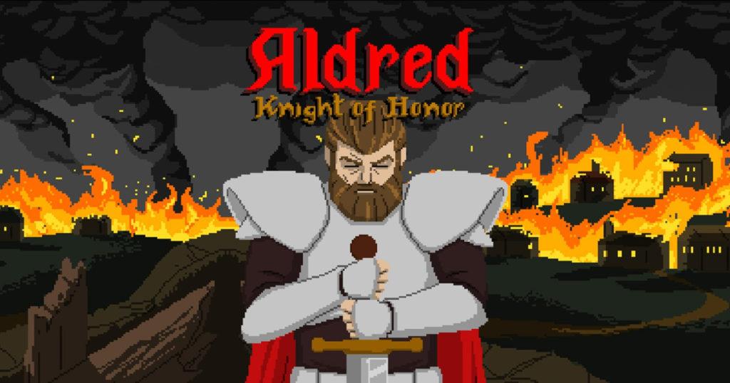 Aldred – Knight of Honor, jogo brasileiro para o Nintendo Switch