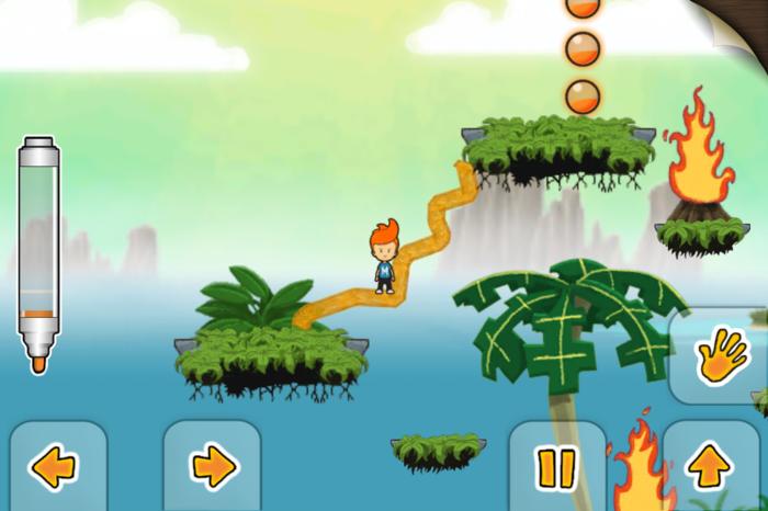 Screenshot de Max and the magic marker