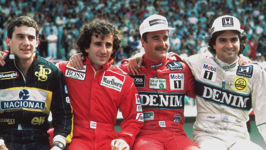 Formula 1 Estoril 1986