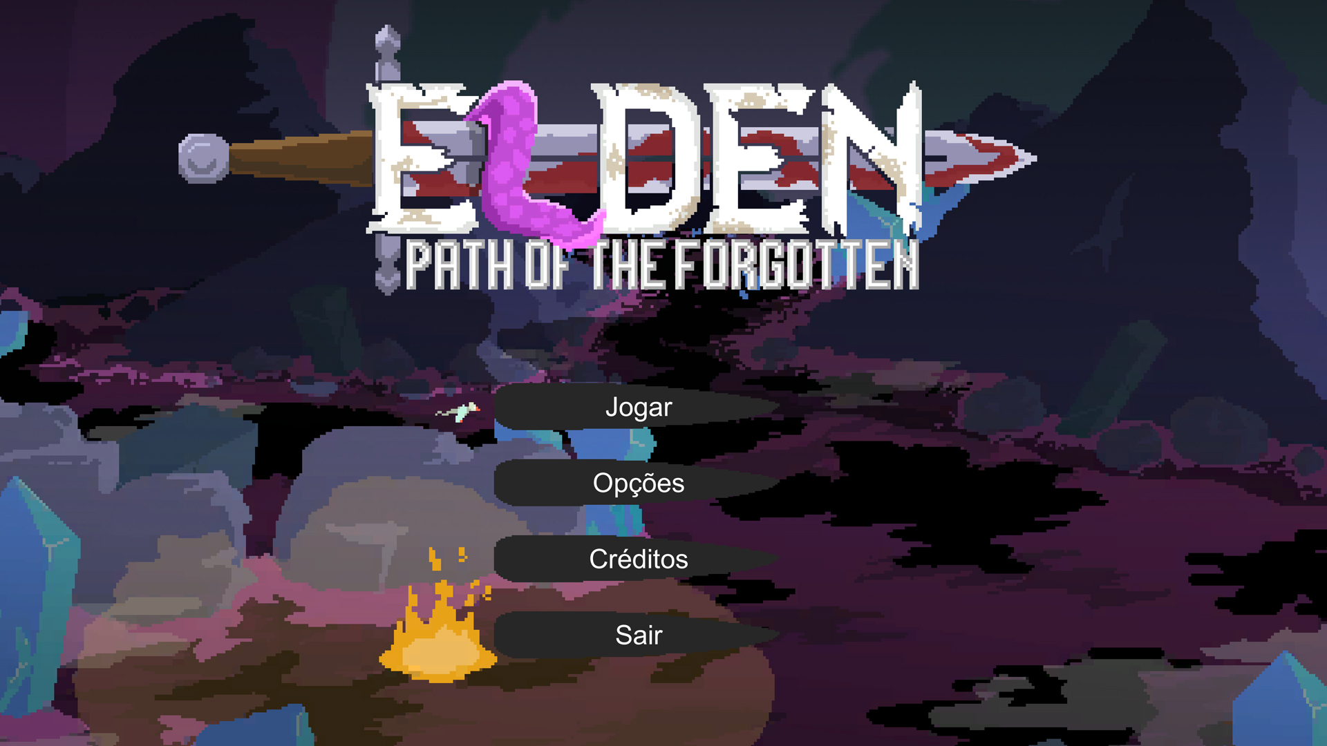 Elden: Path of the Forgotten totalmente em portuguÊs