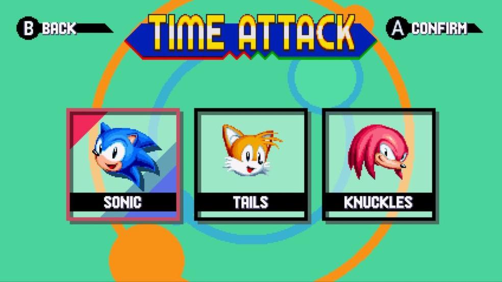 Time Attack: seja o mais rápido!