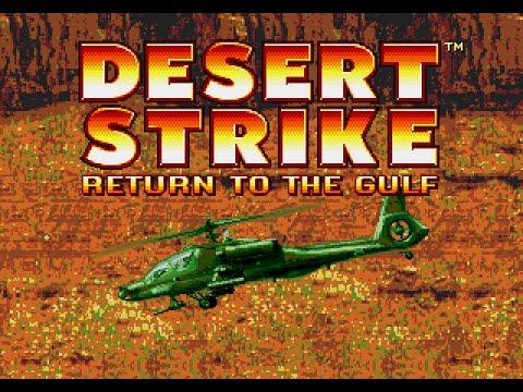 Em 1992 era lançado Desert Strike: Return to the Gulf