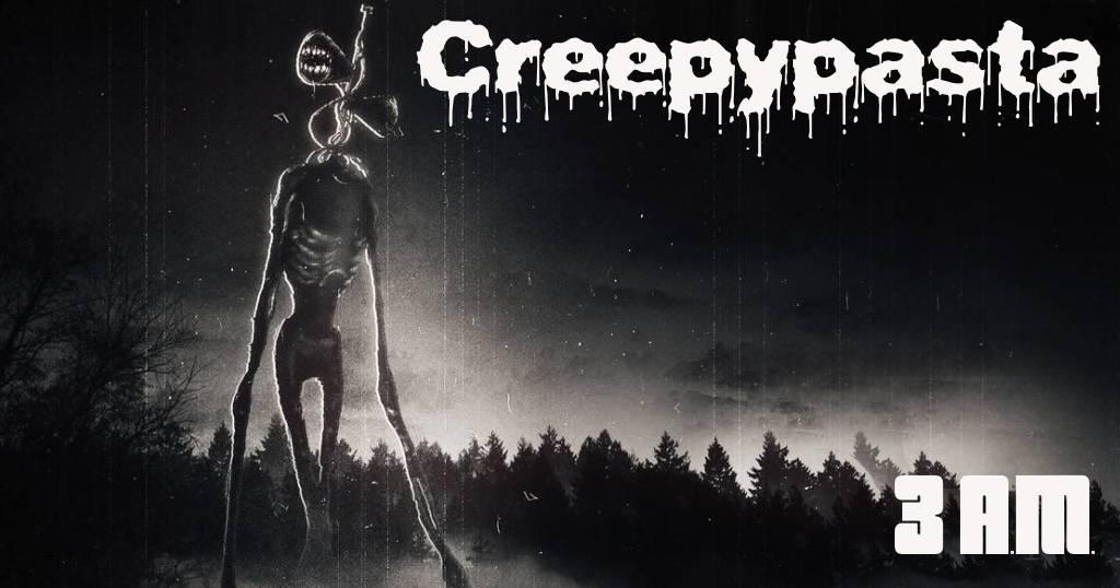 Creepypasta #03 – # 3 A.M.