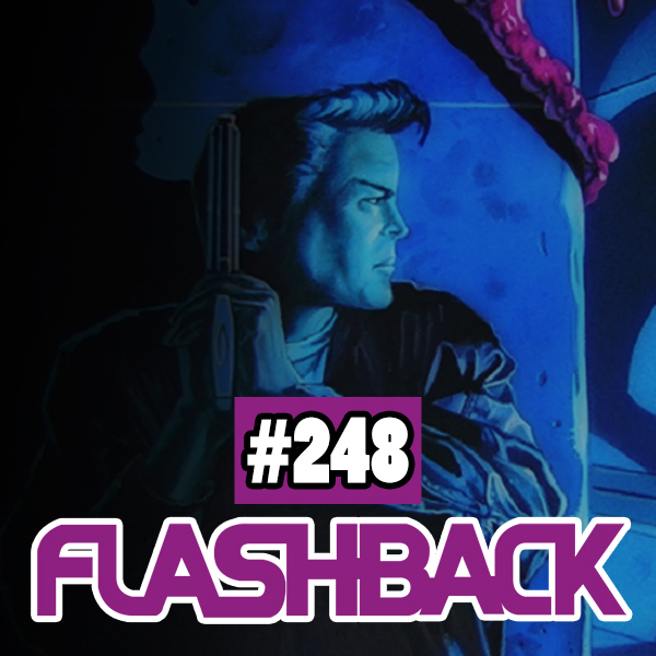 Fliperama de Boteco #248 – Flashback: The Quest for Identity