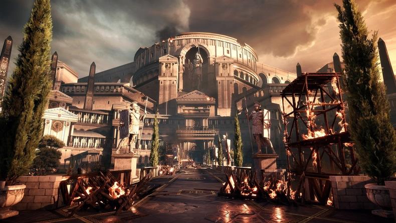 Roma: Luxuosa e Perigosa