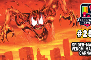 Fliperama de Boteco #258 – Spider-Man and Venom: Maximum Carnage