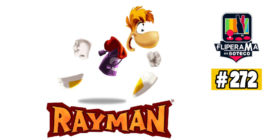 Fliperama de Boteco #272 – Rayman
