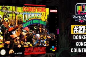 Fliperama de Boteco #273 – Donkey Kong Country 2: Diddy's Kong Quest