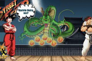 Bora Pro Fliper #036 – Street Fighter 2 – A Lenda de Shenlong