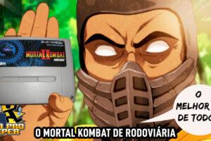 Bora Pro Fliper #038 – Aquele Mortal 2 que dava Fatality no meio da Luta