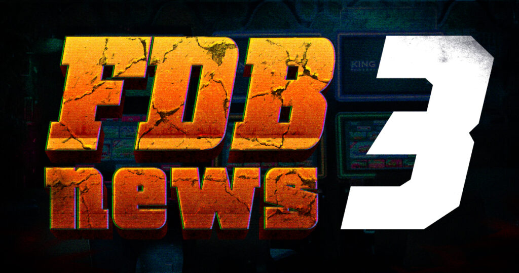 FDB News #03 – Notícias (26/07 – 30/07)