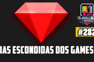 Fliperama de Boteco #282 – Joias Escondidas dos Games #2