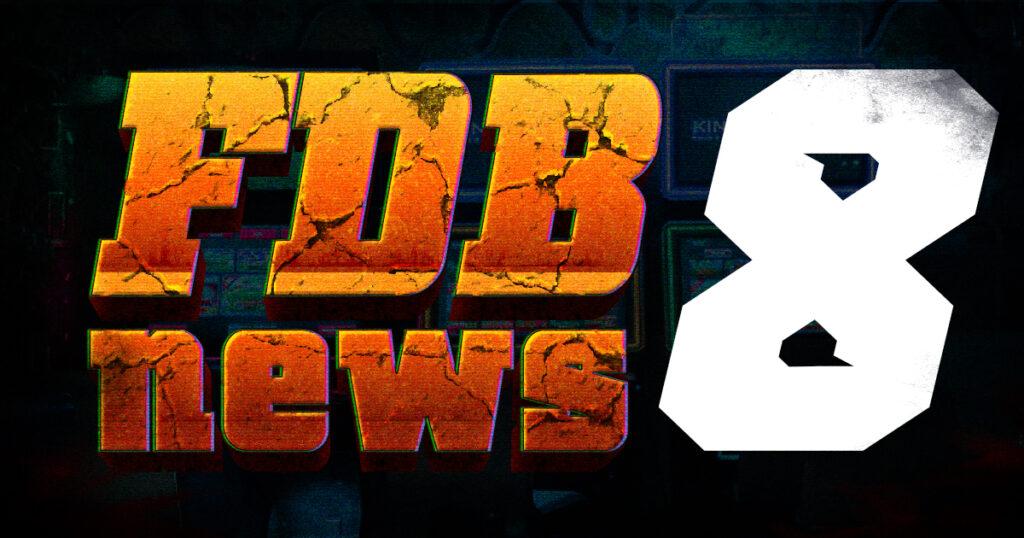 FDB News #08 – Notícias sobre Games e Tecnologia