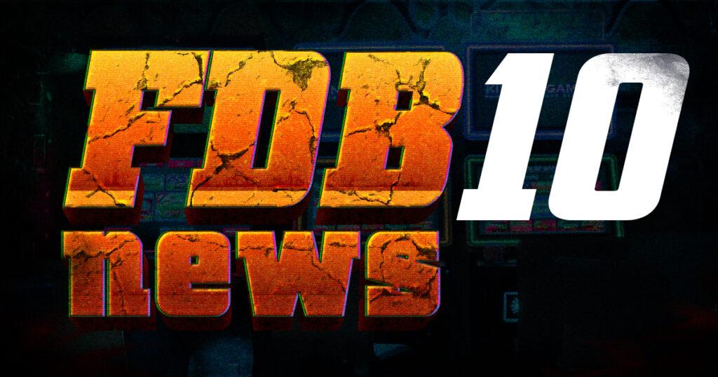 FDB News #10 – Notícias sobre Games e Tecnologia