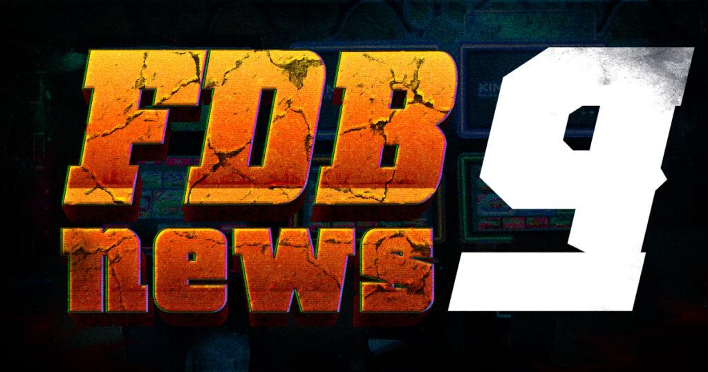 FDB News #09 – Notícias sobre Games e Tecnologia